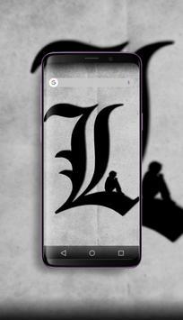 Ryuzaki Lawiet L Wallpapers HD screenshot 1