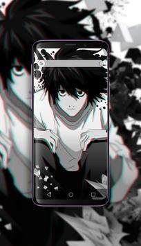 Ryuzaki Lawiet L Wallpapers HD screenshot 2