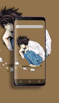 Ryuzaki Lawiet L Wallpapers HD screenshot 4