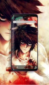 Ryuzaki Lawiet L Wallpapers HD screenshot 7