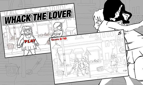 Whack the Lover apk screenshot