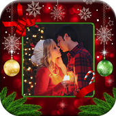 Christmas Day Photo Maker icon