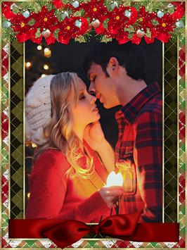 Christmas Day Photo Maker poster