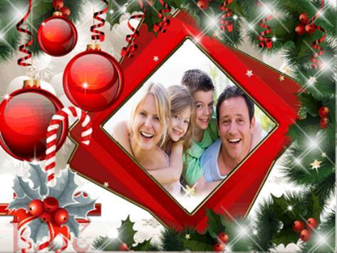 Christmas Photo Frame Maker apk screenshot