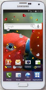 Birds Love live wallpaper screenshot 4