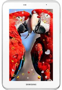 Birds Love live wallpaper screenshot 1