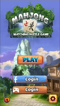 Mahjong - Matching Puzzle Game poster