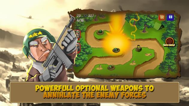 Tower Defense: Clash of WW2 poster