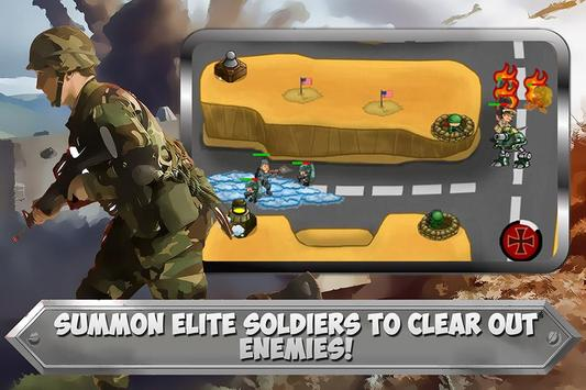 WW2 Frontline Battlefield screenshot 1