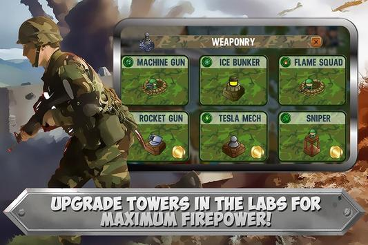 WW2 Frontline Battlefield screenshot 2