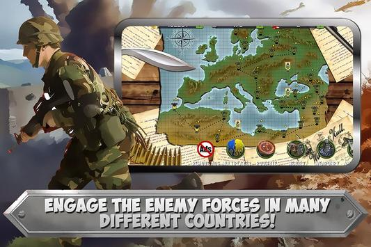 WW2 Frontline Battlefield screenshot 4