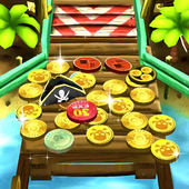 Lucky Pirates Coin Pusher Party icon