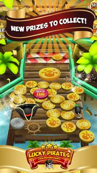 Lucky Pirates Coin Pusher Party screenshot 17