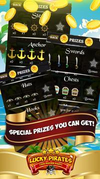 Lucky Pirates Coin Pusher Party screenshot 9