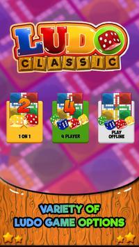 Ludo Classic poster