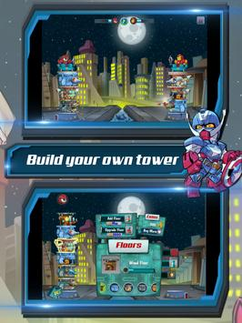 Tower Hero - Battle of Robots for Android - APK Download
