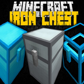 Iron Chests Mod for MCPE icon