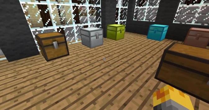 Iron Chests Mod for MCPE screenshot 1