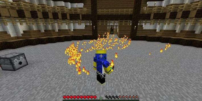 Particle Man Mod screenshot 4