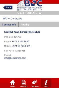 Balanced Score Center Dubai screenshot 3