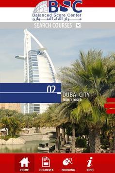 Balanced Score Center Dubai poster