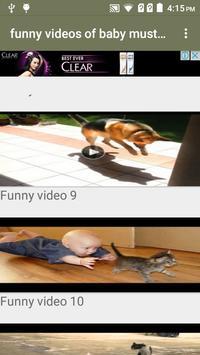 Funny Videos of Baby screenshot 1