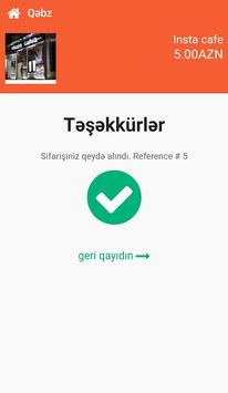 Doydum Yemək Sifarişi screenshot 13