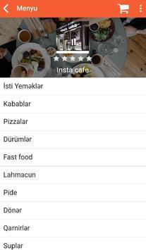 Doydum Yemək Sifarişi screenshot 2