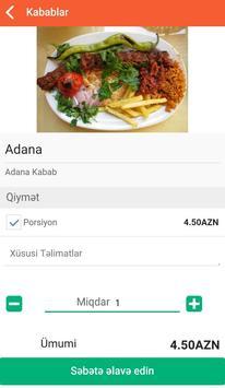Doydum Yemək Sifarişi screenshot 4