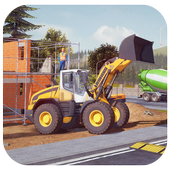 construction simulator 2015 иконка