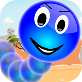 Super Blue Ball icon