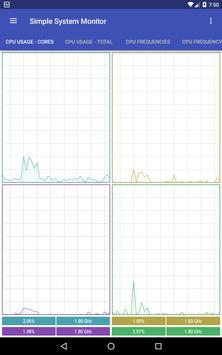 Simple System Monitor screenshot 10