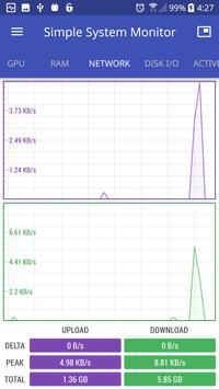 Simple System Monitor screenshot 3