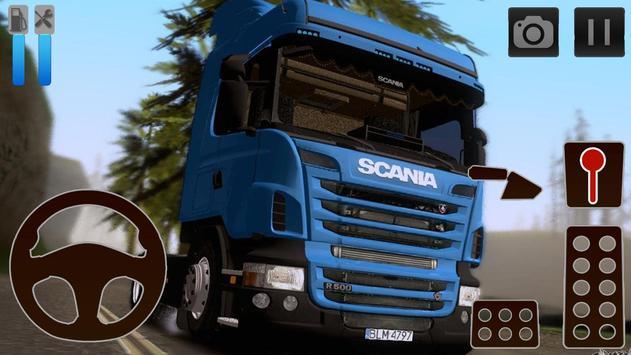 Truck Simulator Games Scania APK Download - Free Simulation GAME for
