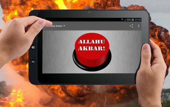 Allahu Akbar Button apk screenshot