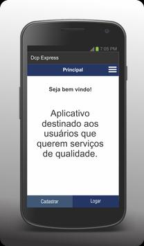 Dpc Express - Cliente poster