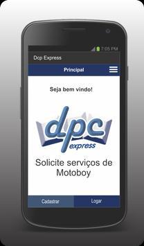 Dpc Express - Cliente screenshot 1