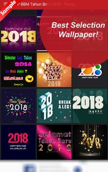 DP Tahun Baru 2018 - Fanny apk screenshot