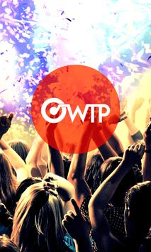 WTP.CLUB - Party App poster