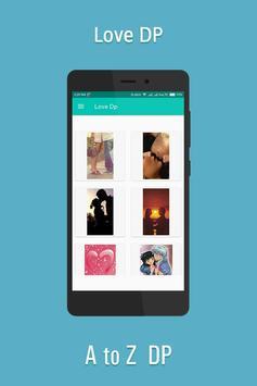 Love kissing wallpaper screenshot 2