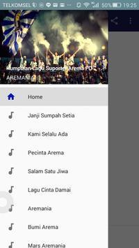 Lagu Arema FC apk screenshot