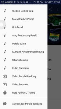 Lagu Persib Bandung Aing apk screenshot
