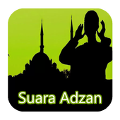 Suara Adzan MP3 icon