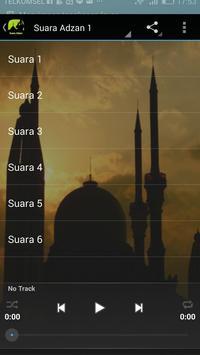 Suara Adzan MP3 screenshot 1