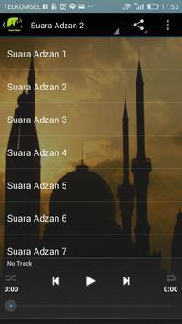 Suara Adzan MP3 screenshot 2