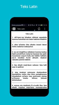 Surah Hud & Terjemahan screenshot 2