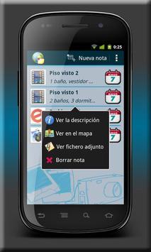 Locate My Notes apk screenshot