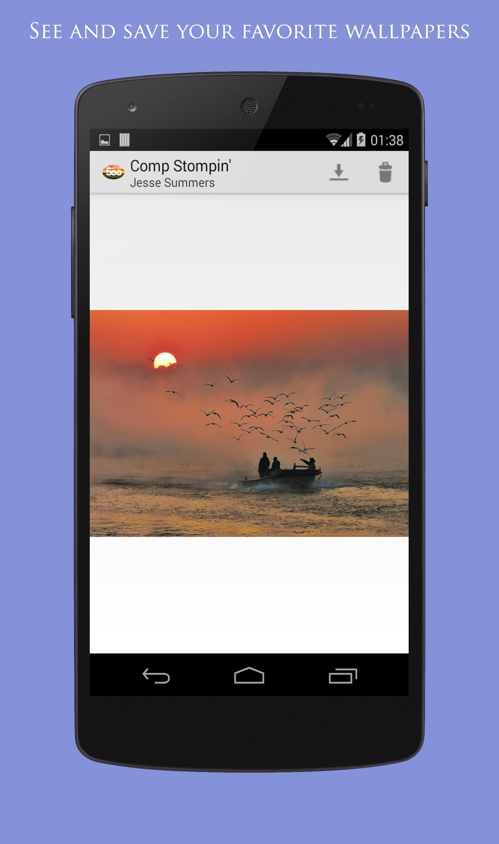 500px AdvancedConfig For Muzei for Android - APK Download