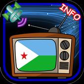 TV Channel Online Djibouti icon