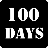 100 DAYS demo icon